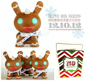 Image of Button Eyes Toys Gingerbread Blindbox Series