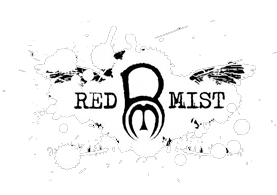 Image of RED MIST 'THE APOCALYPSE JOURNALS' (LP 2011)