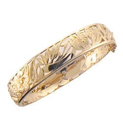 Image of Flowers of Hawaii Bangle