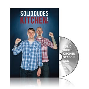Image of Solid Dudes Kitchen - Season One