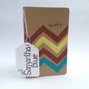 Image of Stripes Pocket Notebook