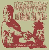Image of Agathocles/ Jeffrey Dahmer split tape