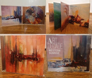Image of Art Decade Western Sunrise CD