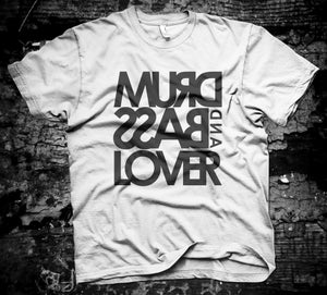 Image of DRUM and BASS LOVER White