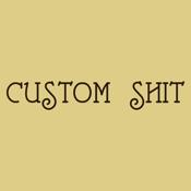 Image of Custom Work