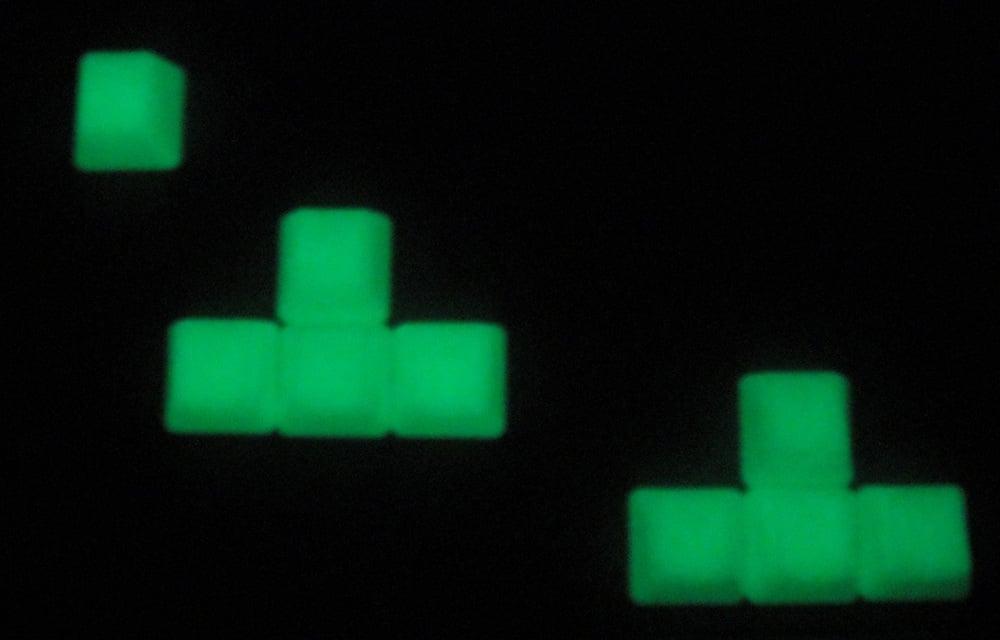 Image of GID(Glow in the Dark) Gamer Keyset