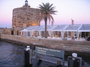 Image of Fort Denison Sydney Harbour Cheese Experience