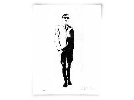 Image of Joe Meek - Screenprint