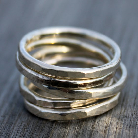 Image of FACETTE RING