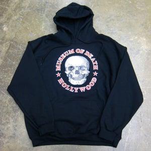 Image of Museum of Death Hollywood Logo - Hoodie