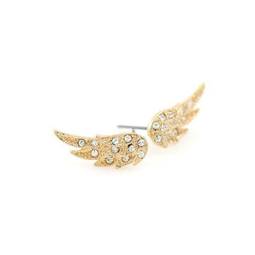 Image of Bling Wings Earrings