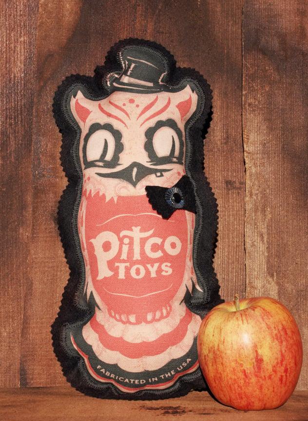 Image of Winchester Hoot Doll:  Strawberry Edition. Medium