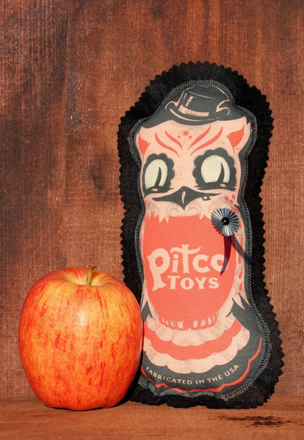 Image of Winchester Hoot Doll:  Strawberry Edition. Wee size
