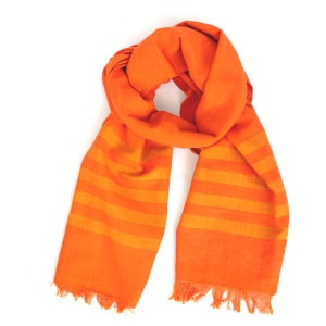Image of Orange/Melon Scarf