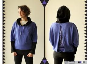 Image of Sweatshirt (Purple)