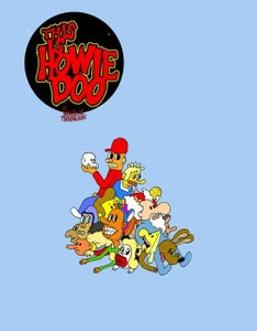 Image of This is Howie Doo digital comic book