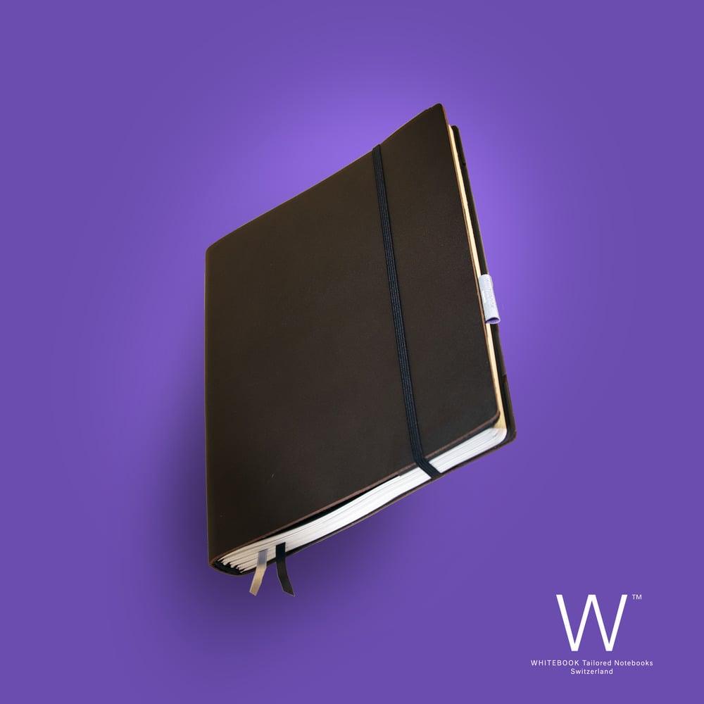 Image of WHITEBOOK STANDARD S023, cut boxcalf, dark brown