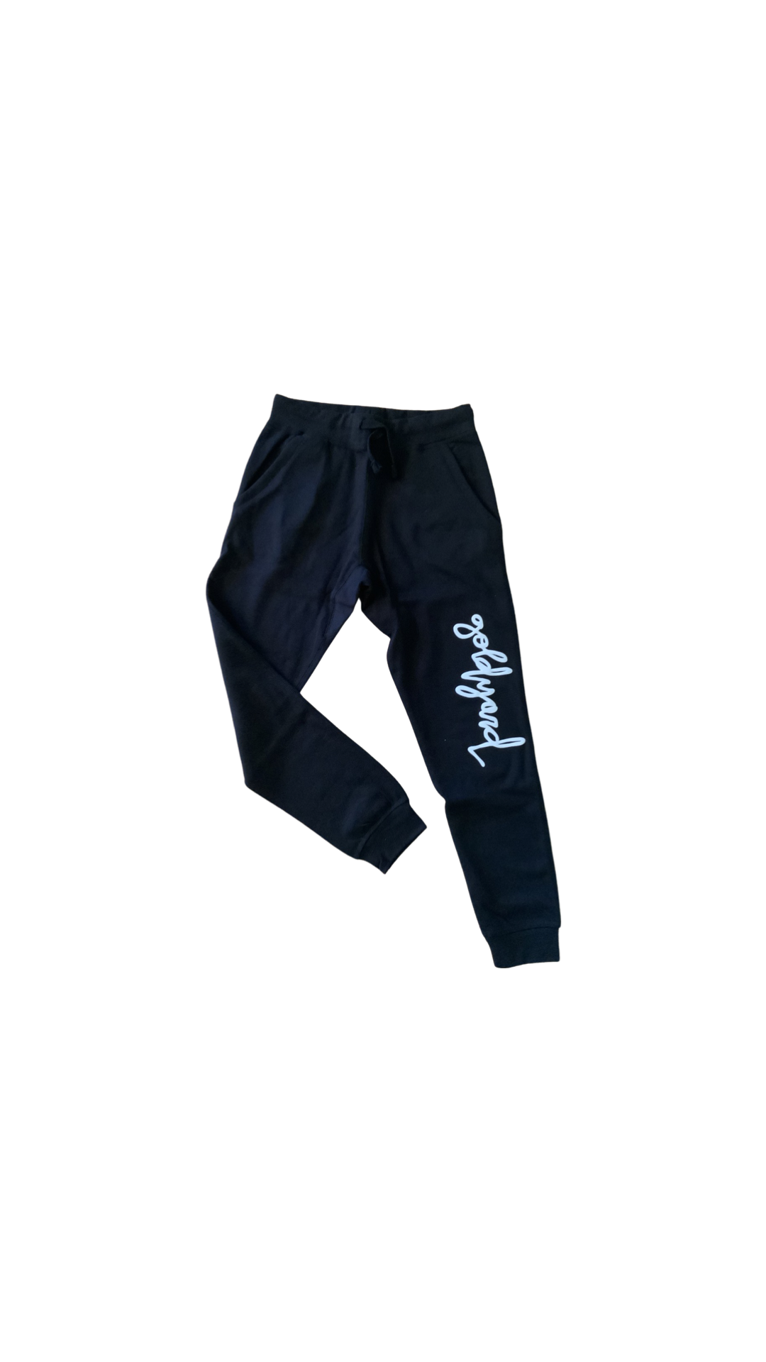 Image of Limited Edition Goldyard Sweatpants (B&W)