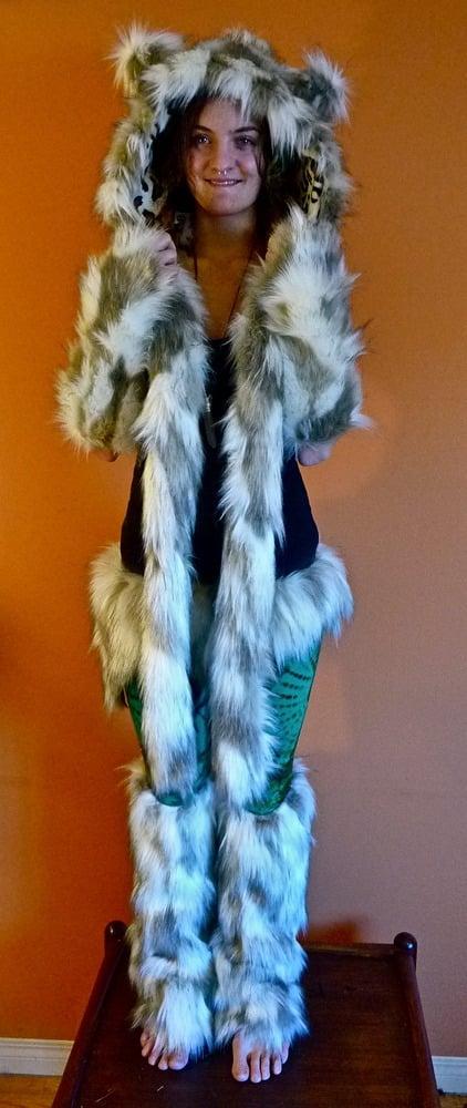 Image of Alaskan Wolf Bolli Bear Full Outfit