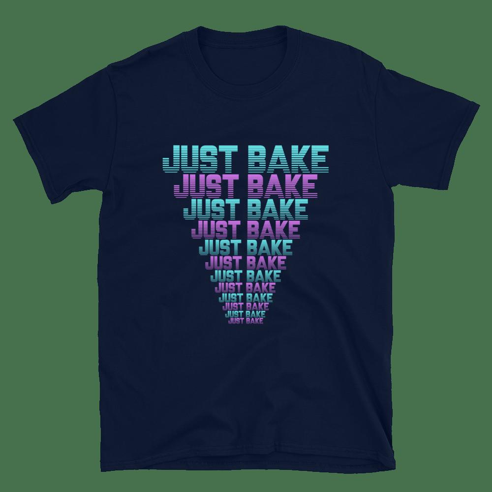 Just Bake Logo T