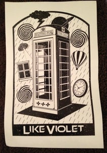 Image of Like Violet Poster