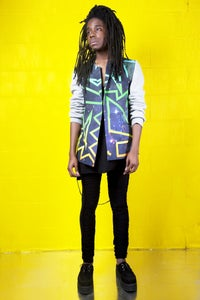 Image of Digital Space Jacket