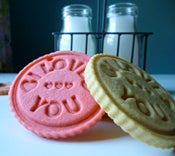 Image of Galletas I LOVE YOU 25 unidades