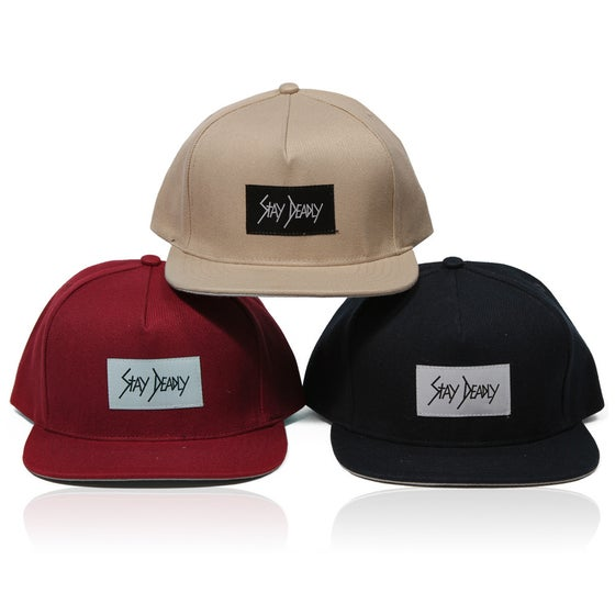 Image of Stay Deadly x Dishonour Snapback