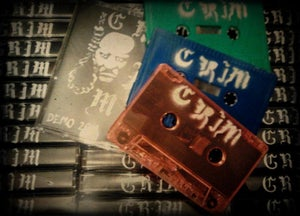 Image of Grim demo 2012 tape