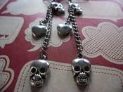 Image of Love & Death Earrings