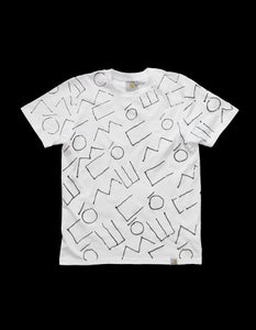 Image of All Over (White)