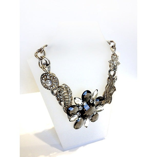 Image of Statement Flower Necklace