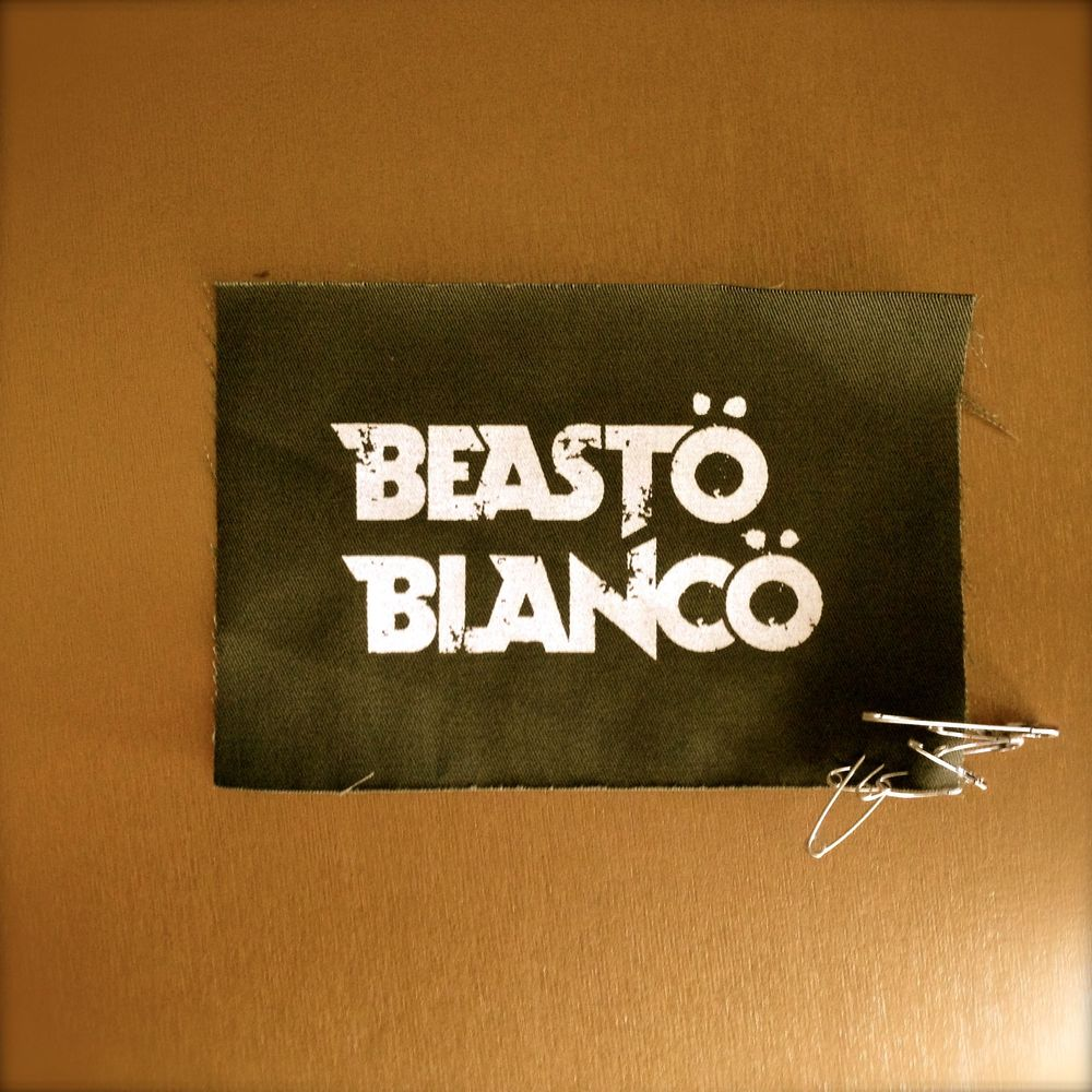 "Image of BEASTO BLANCO - ""JACKET PATCHES"""