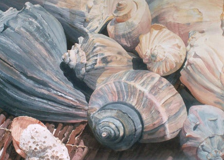 "Image of ""Treasures"" Giclée"