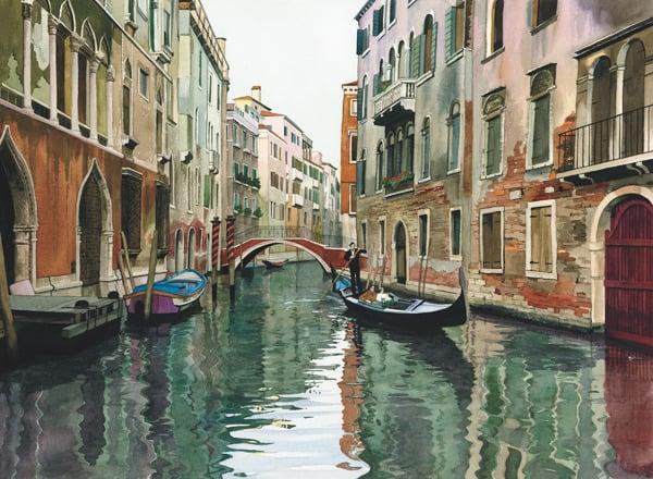 Image of Venezia Canvas