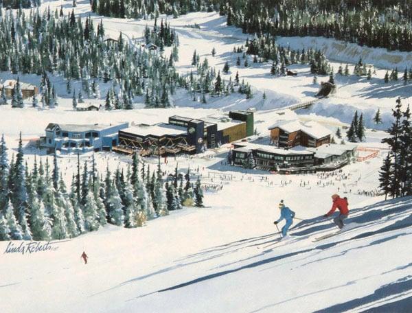 Image of Winter Park Colorado (West Portal Village)
