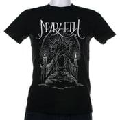 Image of Myraeth T-shirt CandleMan design
