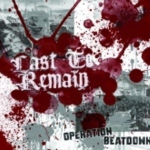 """Image of LAST TO REMAIN """"Operation Beatdown"""" CD"""