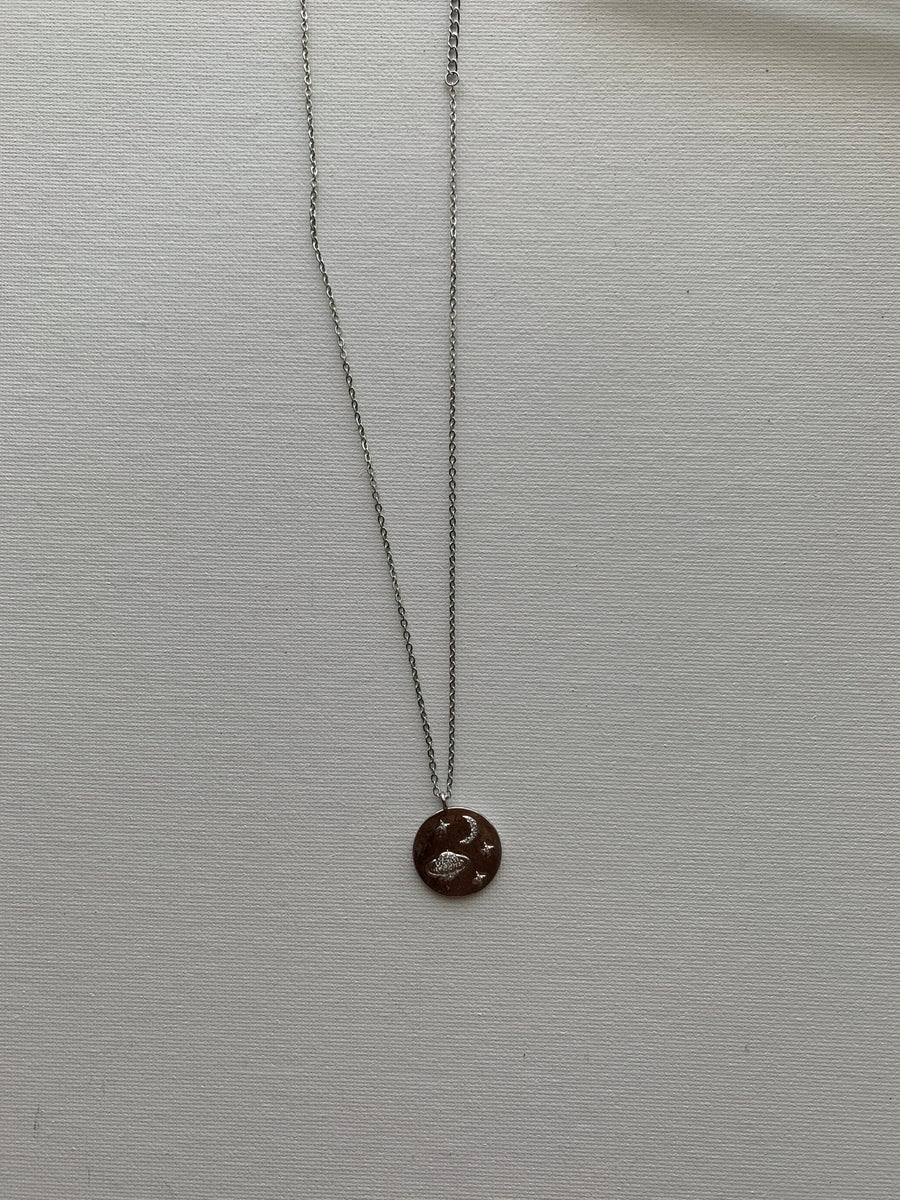 Image of PLANET 6 • Planetary Necklace
