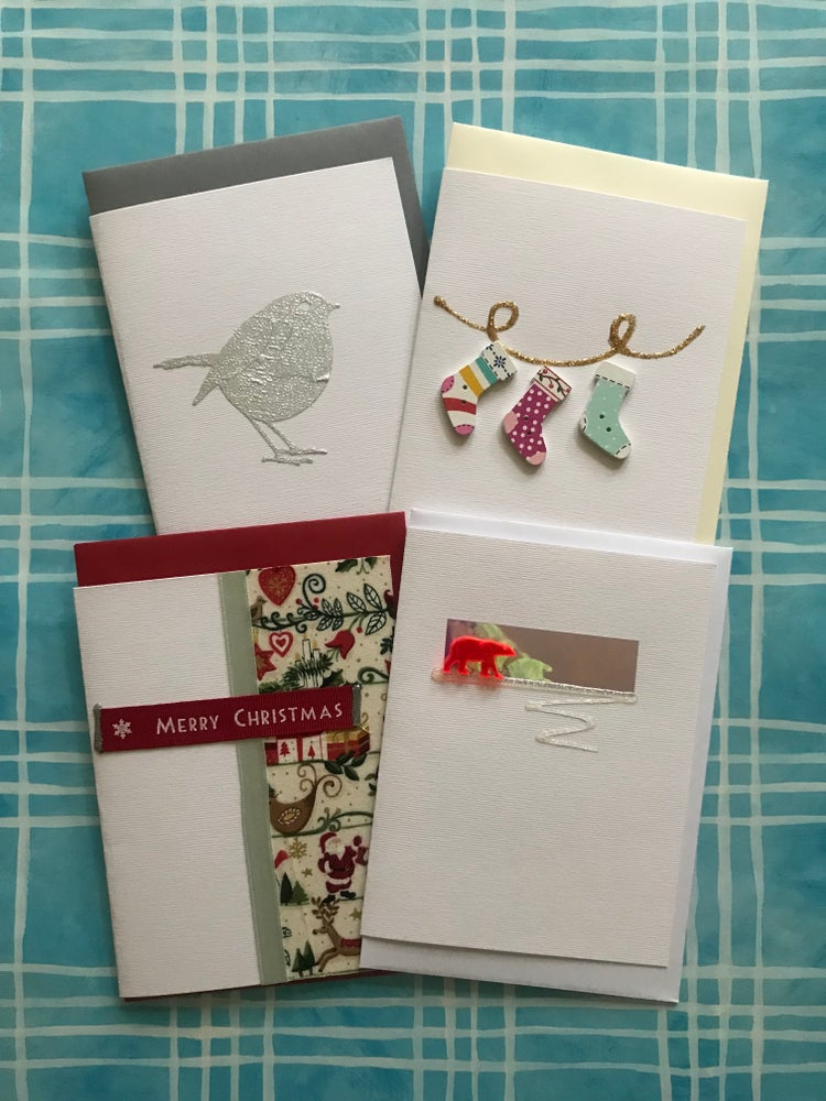 Image of Christmas Card Selection 2