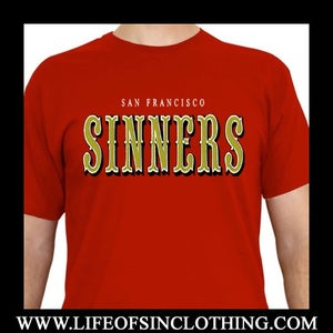 Image of SF SINNERS