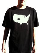 """Image of The Denver Shop """"Our State"""" Shop Tee"""