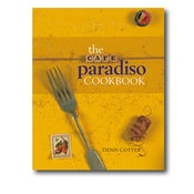 Image of Cafe Paradiso Cookbook