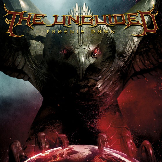 Image of The Unguided - Phoenix Down (CD Single)