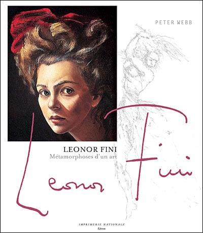 Image of Leonor Fini, Métamorphose d'un art - Biographical book