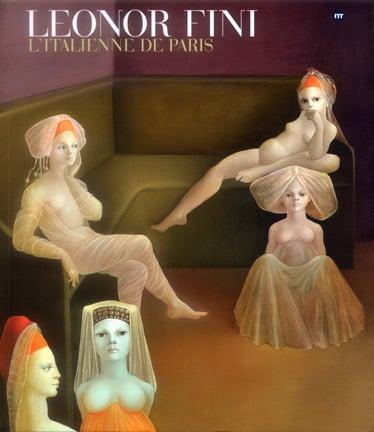 Image of Leonor Fini, L'Italienne de Paris - Exhibition catalogue (Trieste) - épuisé
