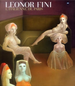 Image of Leonor Fini, L'Italienne de Paris - Exhibition catalogue (Trieste) - épuisé