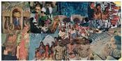 Image of original handmade collage (large)