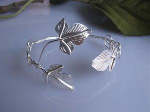Image of Ivy Leaf Bracelet Wrap Cuff