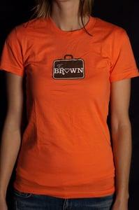 Image of Kai Brown Womens T Shirt